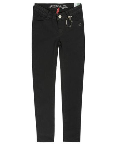 Jeggings Jeans Girls 'mid' schwarz