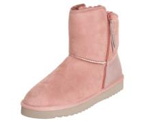 Boots 'Uma Zip Bootie' pink