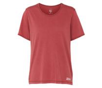 Shirt 'Essential SS' pastellrot