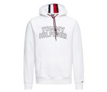 Kapuzenpullover 'tommy Chest Logo Hoody'