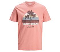 T-Shirt rosé / mischfarben