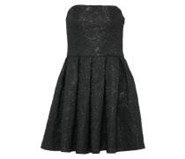 Kleid 'brocade' schwarz