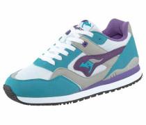 Sneaker »Racer 2« pastellblau / grau / helllila / weiß