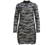 Spitzen Kleid schwarz