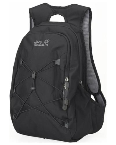 jack wolfskin damen rucksack savona grau schwarz reduziert. Black Bedroom Furniture Sets. Home Design Ideas
