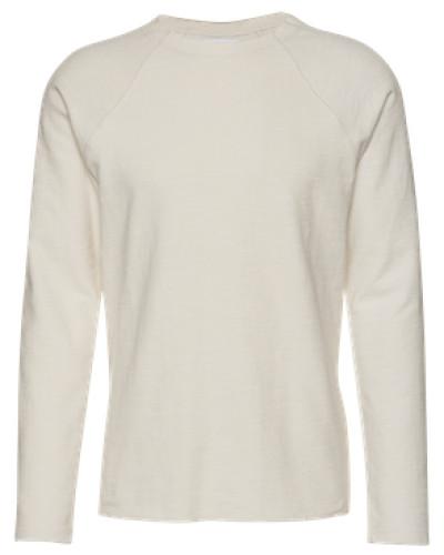 Sweatshirt mit Used-Details 'Artie'
