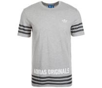 Street Graphic T-Shirt grau