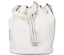 Amber Handtasche weiß