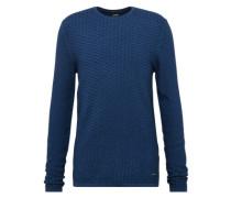 Pullover aus Struktur-Strick 'Steve'