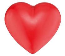 Klangherz Größe L (ca. 195 mm) 'ers-05-Heart-L' rot