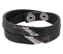 Armband 'A-Metaline' schwarz