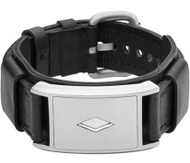 Armband »Mens Dress Jf02367040« schwarz