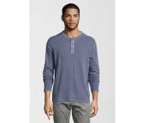 Longsleeve Grand DAD blau