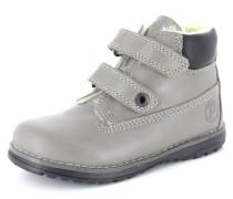 Stiefel Aspy 1 Leder grau