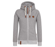 Female Zipped Jacket 'Warum müssen Jacken? II'