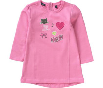 Baby Sweatkleid pink