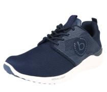 Sneaker mit dämpfender Laufsohle dunkelblau