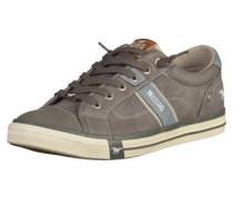 Sneaker taubenblau / schlammfarben / weiß