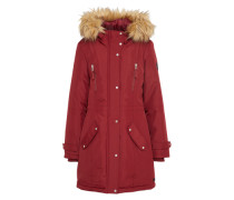 Winterparka 'vmtrack Expedition' weinrot
