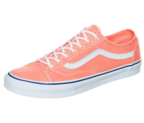 Sneaker Style 36 Slim lachs