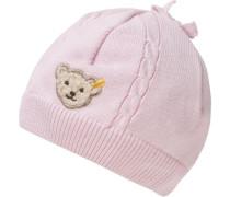 Baby Mütze für Mädchen rosa