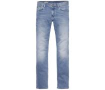 Jeans »Denton - STR Ashby Vintage« hellblau