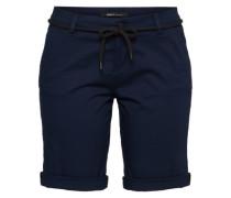 Chino-Shorts 'Onlparis' nachtblau