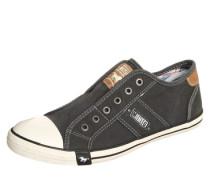 Sneaker zum Schlupfen schwarz