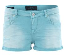 Knappe Used Shorts 'Judie' blau