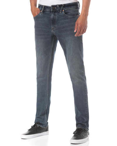 'Vorta' Jeans blue denim