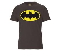 T-Shirt Batman - Logo grau