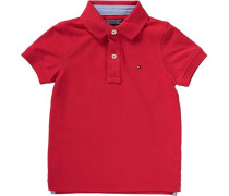 'Poloshirt' für Jungen rot