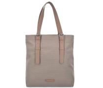 Farley Shopper Tasche 33 cm beige