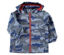Jacke nitmellon blau / grau