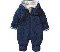 Baby Overall für Jungen blau