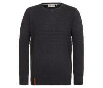 Knitwear Schmiergelvampir II grau