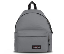 Rucksack 40 cm 'Authentic Collection Padded Dok'r' grau