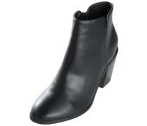Stiefel Hohe Absatz schwarz