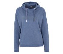 Sweatshirt 'current' blau