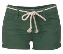 Shorts 'claudia' dunkelgrün