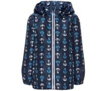 Anker-Jacke nitmellon blau