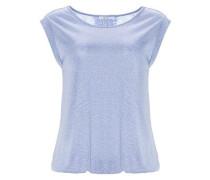 Print-Shirt 'Strolchi spark' hellblau / weiß