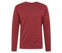 Shirt 'antonio' rotmeliert