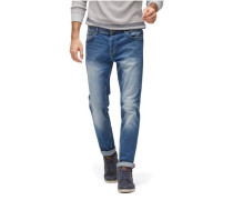 Denim Josh Regular Slim Jeans blau