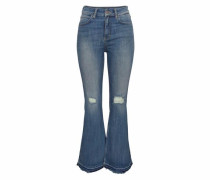 Schlagjeans 'Gwena' blue denim