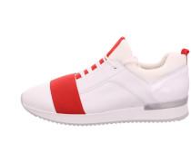 Sneakers rot / weiß