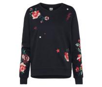 Sweater 'romance' schwarz