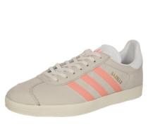Sneaker 'Gazelle' creme / rosa