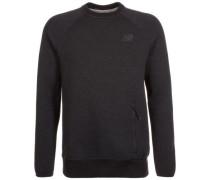 Sport Style Crew Sweatshirt Herren schwarz