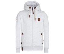 Zipped Jacket 'Schwarzkopf Iii' grau